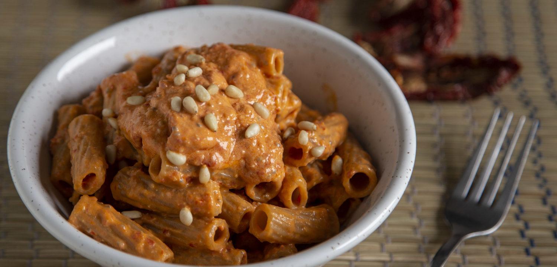 Pasta Pesto di Pomodori Secchi